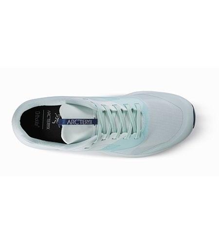 Norvan LD Shoe W Dew Drop Hecate Blue Top View