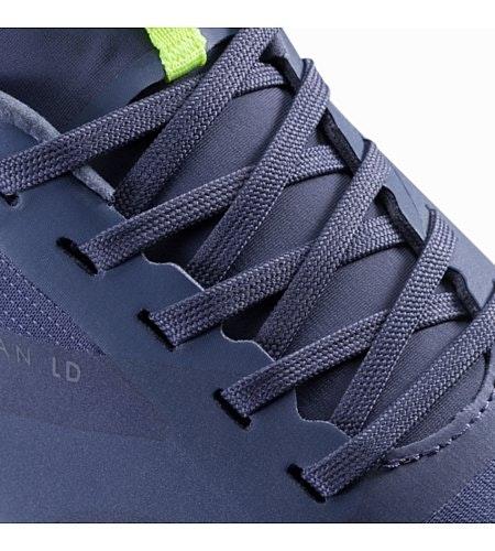 Norvan LD Shoe Women's Nightshadow Titanite Lace Detail