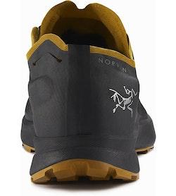 Norvan SL GTX Shoe Black Yukon Back View
