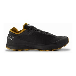 Norvan SL GTX Shoe Black Yukon Side View