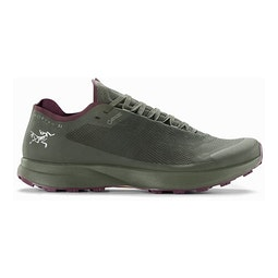 Norvan SL GTX Shoe Women's Okra Stanza Side View