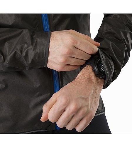 Norvan SL Hoody Black Rigel Stretch Cuffs 2