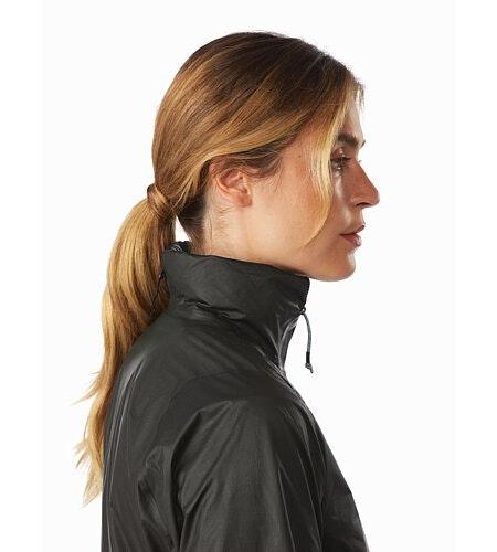 Norvan SL Hoody Women's Black Robotica Collar