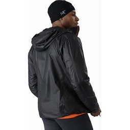 Norvan SL Insulated Hoody Black Infrared Back