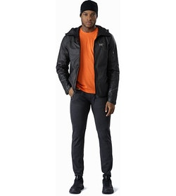 Norvan SL Insulated Hoody Black Infrared Full Body