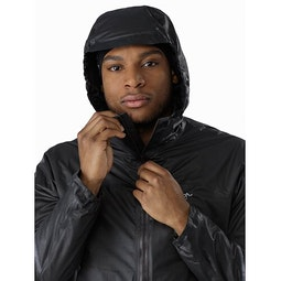 Norvan SL Insulated Hoody Black Infrared Hood