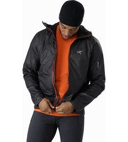 Norvan SL Insulated Hoody Infrared Front