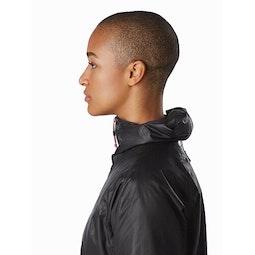 Norvan SL Insulated Hoody Women's Black Momentum Collar