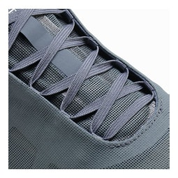 Norvan SL Shoe Proteus Black Lace Detail