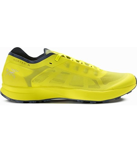 Norvan SL Shoe Women's Electrolyte Nightshadow Side View