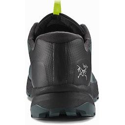 Norvan VT 2 GTX Shoe Black Pulse Back View