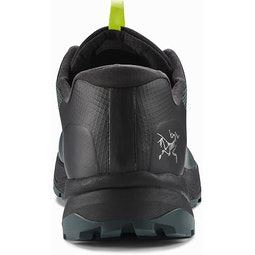 Norvan VT 2 GTX Shoe Black Pulse Back View