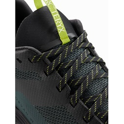 Norvan VT 2 GTX Shoe Black Pulse Lace Detail