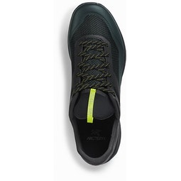 Norvan VT 2 GTX Shoe Black Pulse Top View