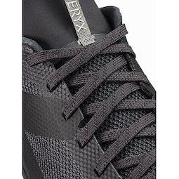 Norvan VT 2 Shoe Carbon Copy Smoke Lace Detail
