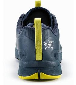 Norvan VT GTX Shoe Orion Lichen Back View