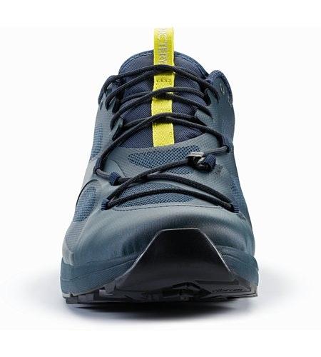 Norvan VT GTX Shoe Orion Lichen Front View