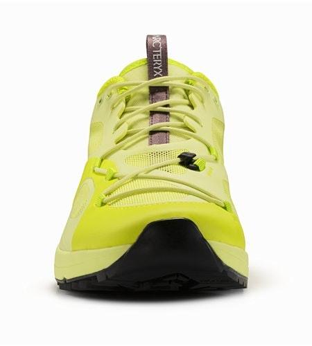 Norvan VT Shoe Women's Lumen Lime Lavender Stone Front View