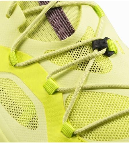 Norvan VT Shoe Women's Lumen Lime Lavender Stone Lace Detail