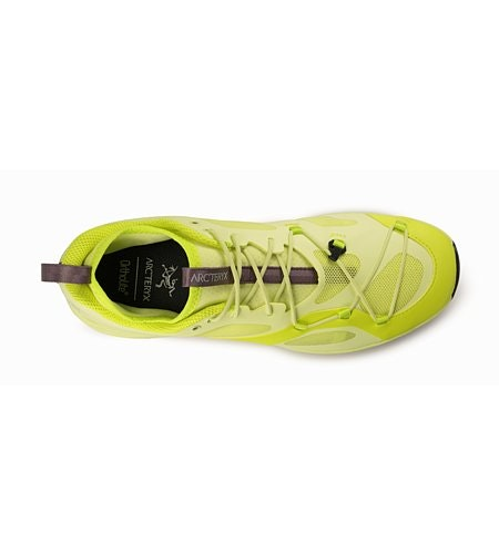 Norvan VT Shoe Women's Lumen Lime Lavender Stone Top View