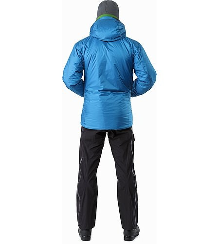 Nuclei AR Jacket Macaw Back View