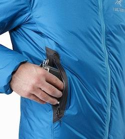 Nuclei AR Jacket Macaw Hand Pocket