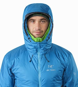 Nuclei AR Jacket Macaw Hood Front View