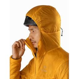 Nuclei FL Jacket Nucleus Helmet Compatible Hood