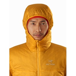 Nuclei FL Jacket Nucleus Hood Up