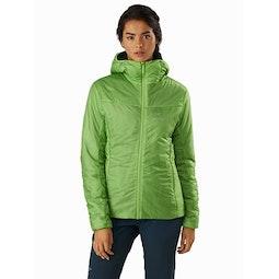 Nuclei FL Jacket Women's Ultralush Front View