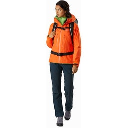 Nuclei FL Jacket Women's Ultralush Full View