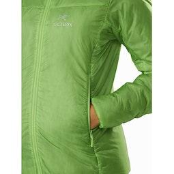 Nuclei FL Jacket Women's Ultralush Hand Pocket
