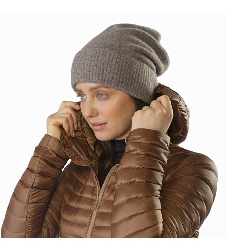 Nuri Coat Women's Topi Hood Collar Up