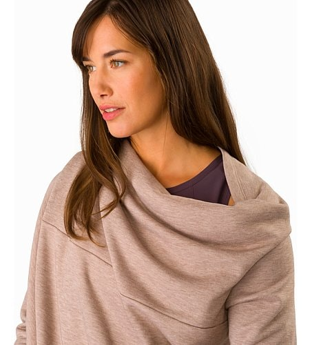 Nyara Wrap Women's Kirigami Heather Wrapped