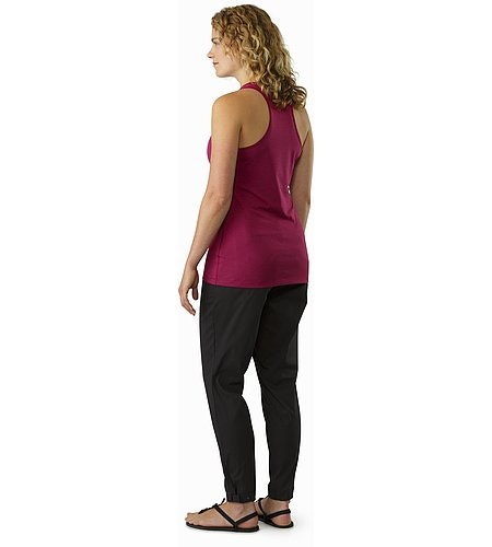 Nydra Pant Women's Black Back View