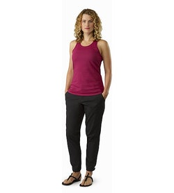 Nydra Pant Women's Black Front View