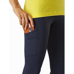 Oriel Legging Women's Cobalt Moon Thigh Pocket