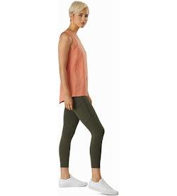 Oriel Legging Women's Dracaena Full View