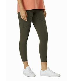 Oriel Legging Women's Dracaena Side View