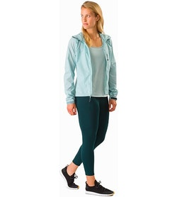 Oriel Legging Women's Labyrinth Front View