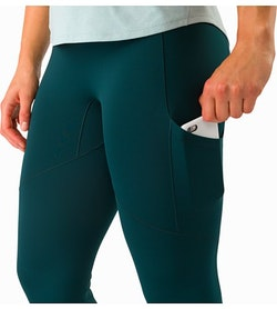 Oriel Legging Women's Labyrinth Thigh Pocket