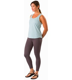 Oriel Legging Women's Whiskey Jack Outfit