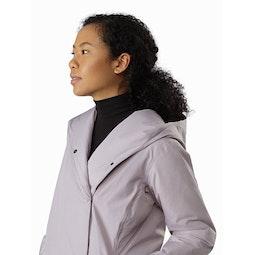 Osanna Coat Women's Morganite Collar