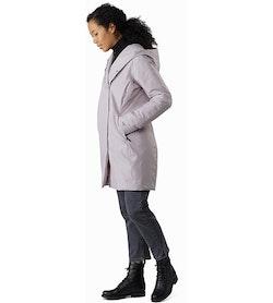 Osanna Coat Women's Morganite Front View