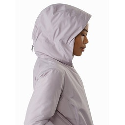 Osanna Coat Women's Morganite Hood