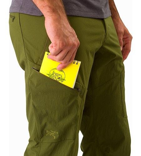 Palisade Pant Bushwhack Thigh Pocket