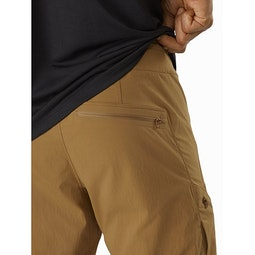 Palisade Pant Elk Back Pocket