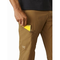 Palisade Pant Elk Thigh Pocket