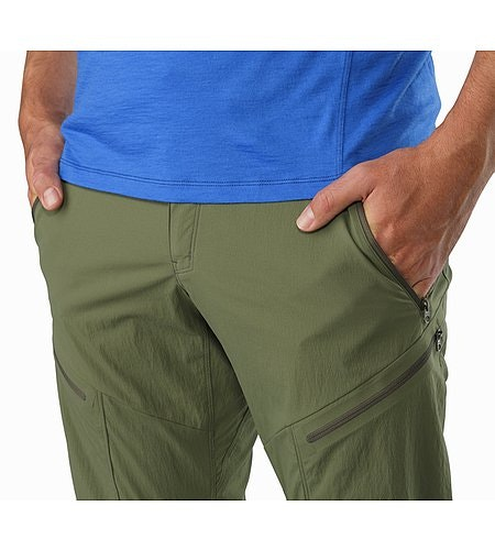 Palisade Pant Joshua Tree Hand Pocket