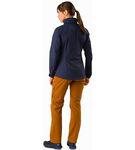 Palisade Pant Women's Theanine Back View